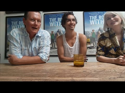 The Road Within   with Gren Wells, Robert Patrick, and Robert Sheehan1