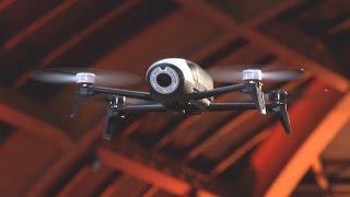 Nouveau drone Parrot Bebop 2 : quoi de neuf ?