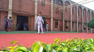 Dil de Diya  Jaan bi denge !!dance byy Arya school student Aman