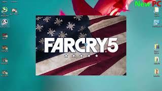 Far Cry 5 не запуск на 2 ядерном ноутбуке, Запуск на Ryzen 1600/ GTX1050ti, 8g single