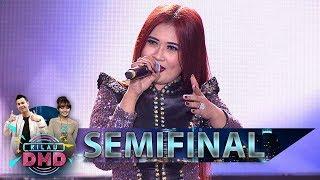 Wow!! Dona Sang Lady Rocker Berhasil Hipnotis 1 Studio Dgn [ANOMAN OBONG] - Semifinal DMD (26/1)