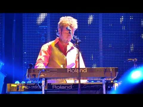 a-ha live - during stay on these roads mags keyboard must be replaced - braunschweig