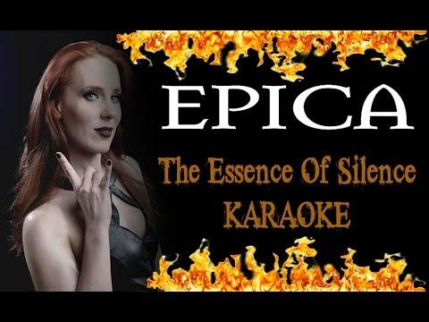 Epica - The Essence Of Silence (KARAOKE)