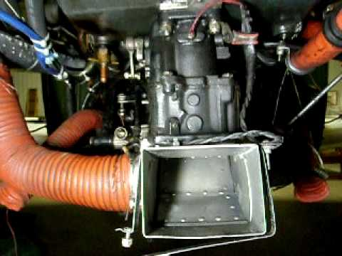 An Aircraft Carburetor Workout