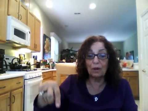 Kitchen Table Talk  Artist Jackie Jacobson