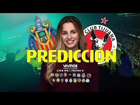 Predicción: Chivas vs. Tijuana Jornada 8 Clausura 2016