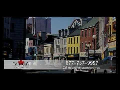 St. John's Car financing - bad credit car loan