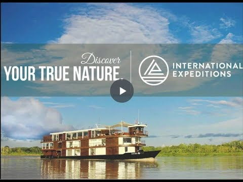 Webinar: Preview IE's 2018 Amazon River Cruises