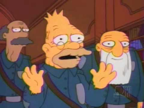 The Simpsons  - Strikebreakers.avi
