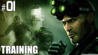 "Splinter Cell - Splinter Cell (2002) Part 1 ""Training"" Gameplay Playthrough PC Version"