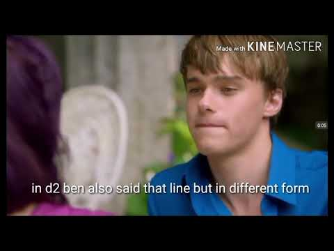 THE SAME LINES DESCENDANTS  1 and 2 had!!!