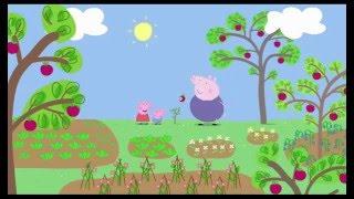 Свинка Пеппа 1 сезон серии 1-15 HD