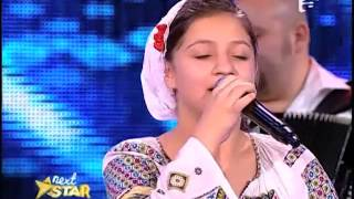 Luiza Mariuca canta muzica populara - Next Star