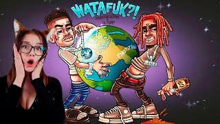 MORGENSHTERN & Lil Pump - WATAFUK! (International Hit, 2020) cмотреть видео онлайн бесплатно в высоком качестве - HDVIDEO