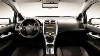 Тюнинг салона Тойота Аурис  – Toyota Auris