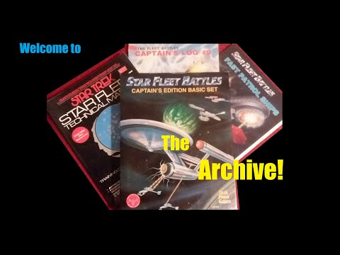 Star Fleet Battles: Factions, Part 2: The Klingons