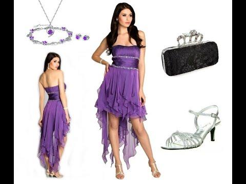 Lila Kleider Fur Hochzeit Als Gast Outfit Tipps Youtube