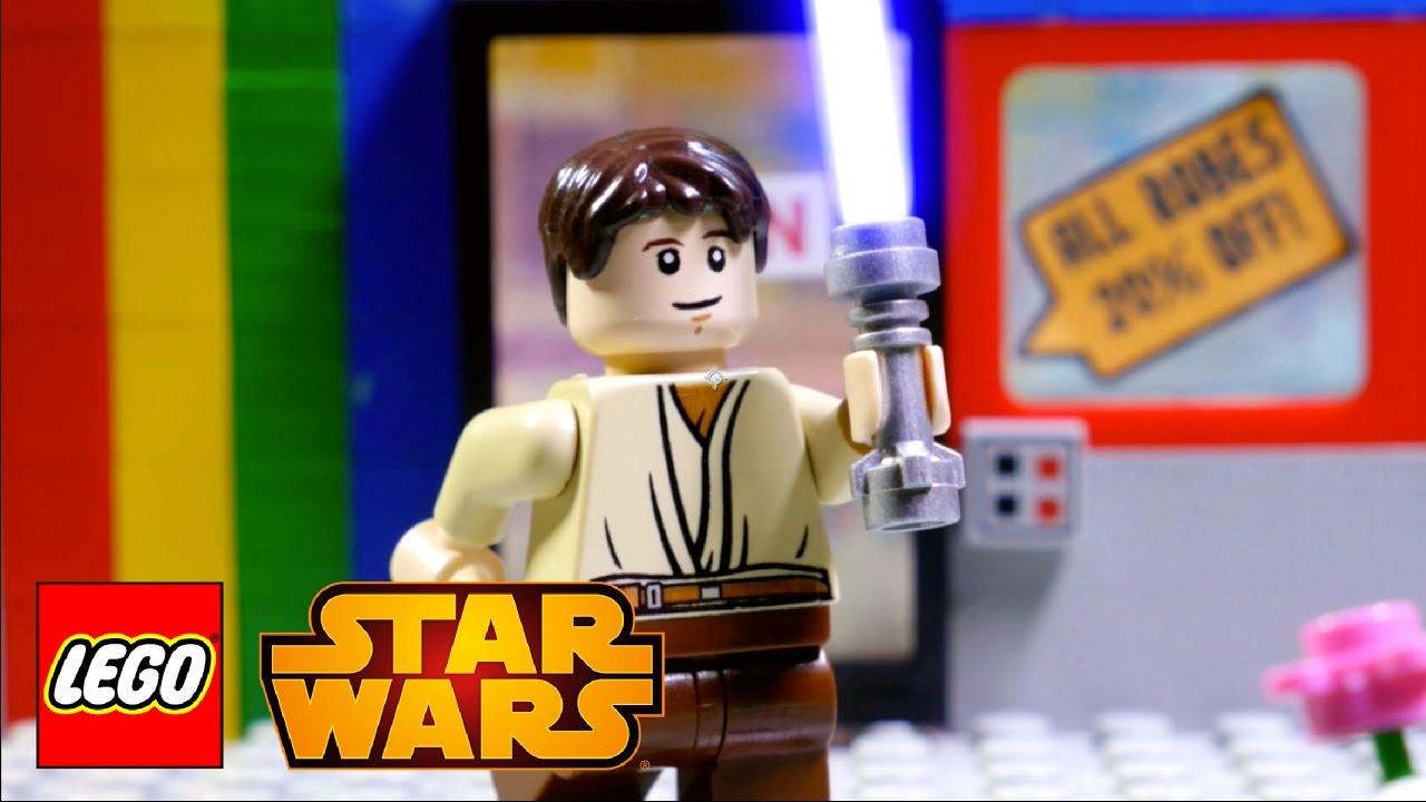 LEGO Star Wars: Return of the Saber - YouTube