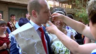 Haykuhi Babaxanyan Albert Ordinyan Wedding 16.10.2014
