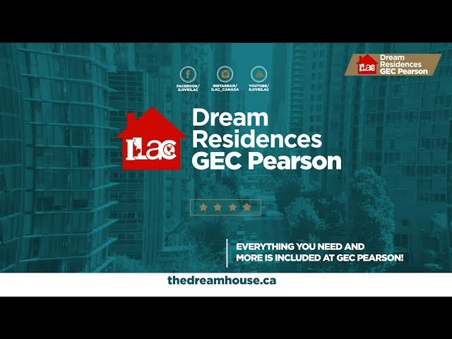 GEC Pearson Student Residence - ILAC Dream Residences