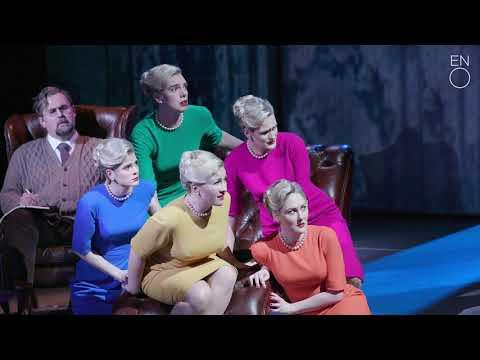 Nico Muhly's Marnie ǀ English National Opera