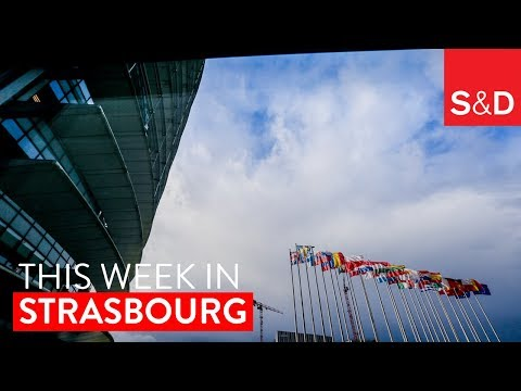 This Week in Strasbourg: Clean Energy, Future of Europe, Colombia Peace Process and More...