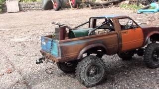 rc4wd trail finder 2 rat rod   just a test,, Thanks