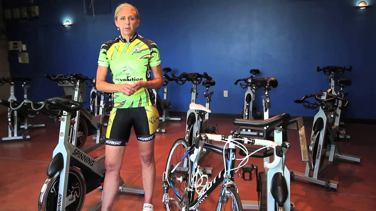 What Is Spinning vs. Bicycling? : Biking & Indoor Cycling ...