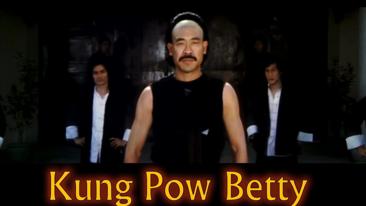 Kung movie pow
