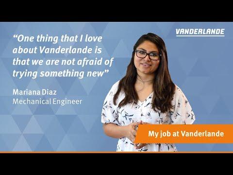 Working as a Mechanical Engineer at Vanderlande