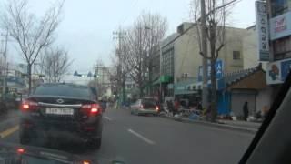 Last Drive in the 1997 Kia Potentia in Suncheon, South Korea