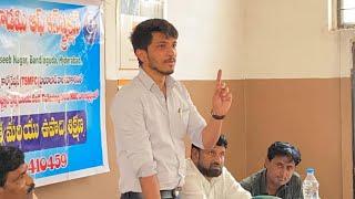 MIM के सबसे नौजवान नगरसेवक ने की हैदराबाद पुलिस से लड़ाई | MIM Corporator Fight With Police