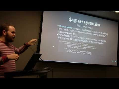 Ethan Soergel - Class-Based Views: A DRY approach to view logic in Django