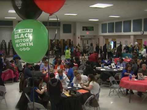 African American History Celebrated at Rosa Parks Middle School