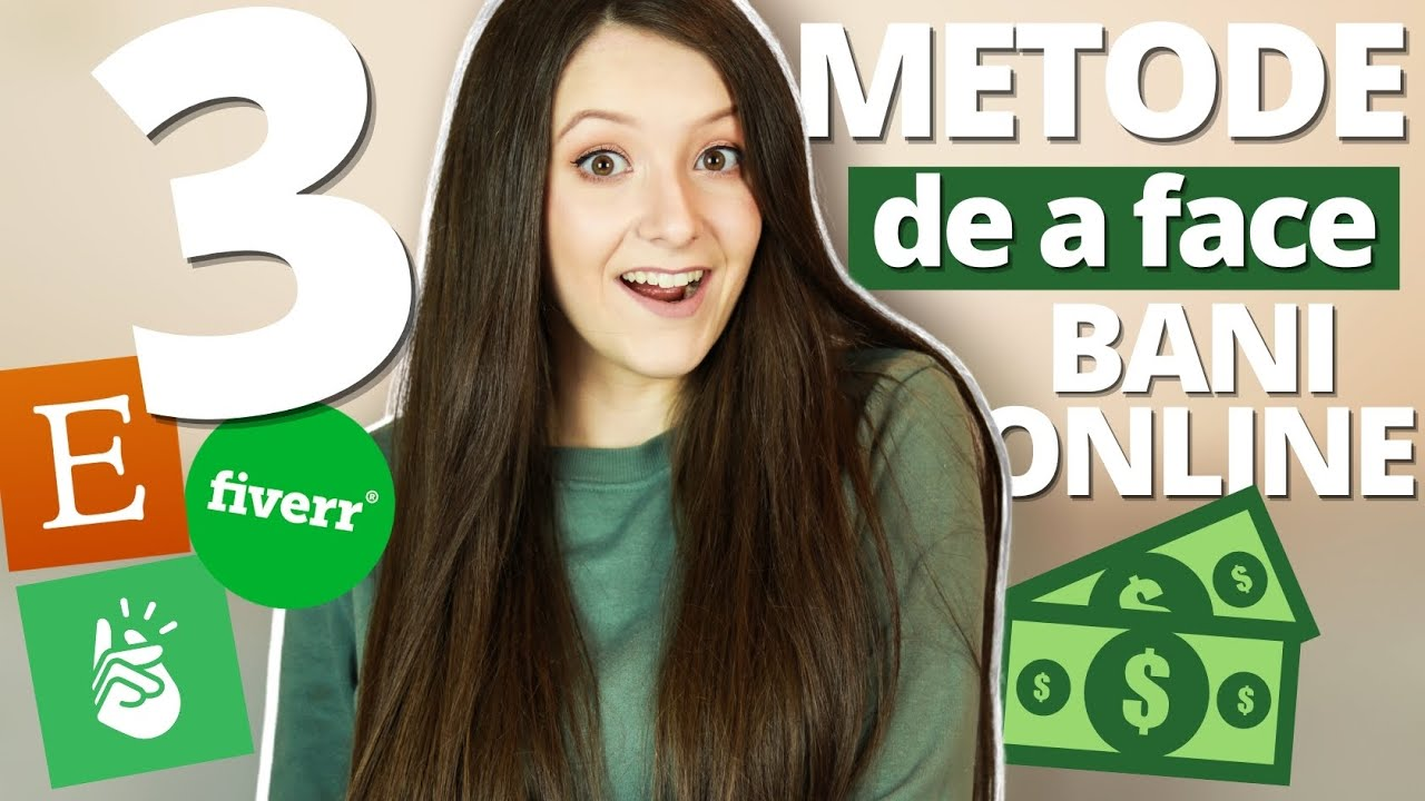 cum fac bani online? 23 de metode testate in - olteniabizz cum fac bani online