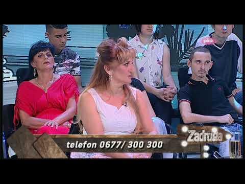 Zadruga, narod pita - Goca o raskidu Teodore i Anđela - 04.08.2018.