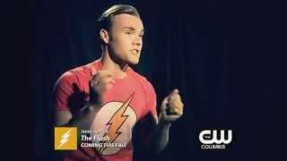 CW Yıldızı Cameron hakkında ''Flaş''konuşuyor