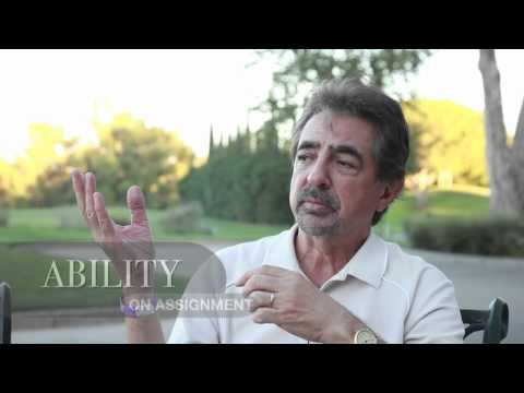 Joe Mantegna Interview for ABILITY magazine
