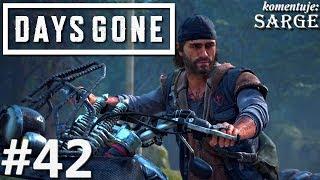Zagrajmy w Days Gone PL odc. 42 - Ucieczka z obozu