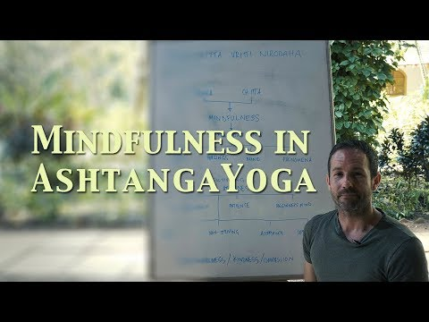 How To Practice Mindfulness While Doing Yoga | Mindfulness  With Scott Johnson