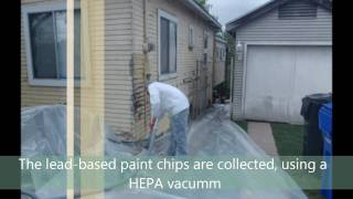 Lead Paint Removal, San Diego