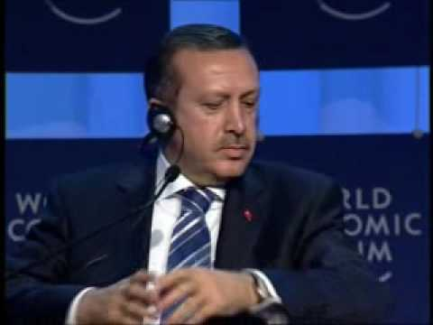Davos Annual Meeting 2005 - Recep Tayyip Erdogan