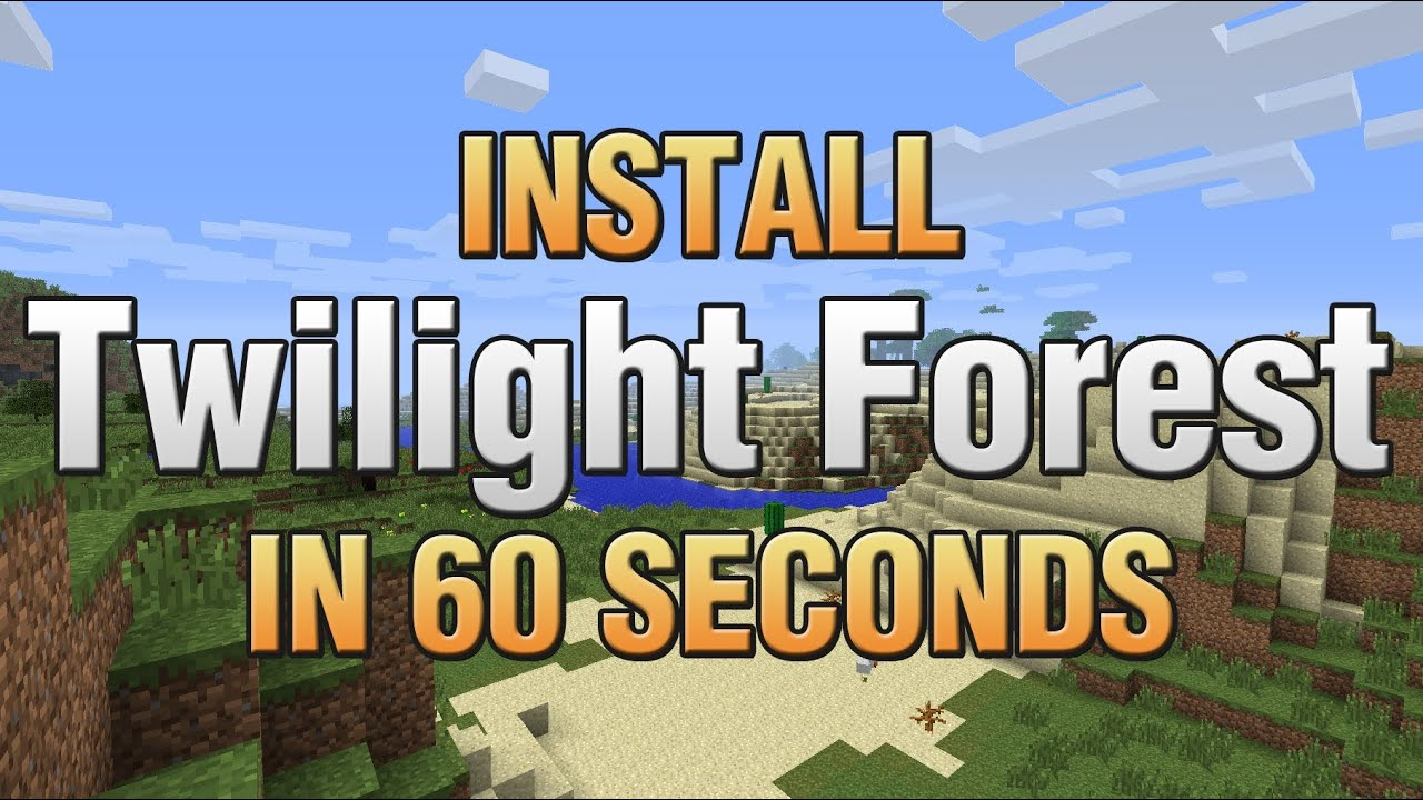 how to make a twilight forest portal in minecraft
