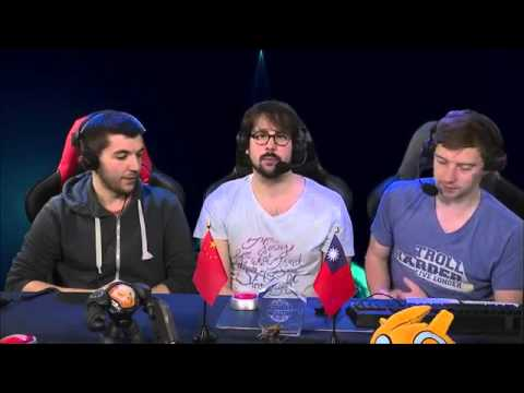 China vs Taiwan - NationWars III - Group Stage - Group A - Match 2 [EN]