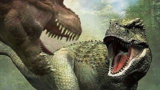 ОЧЕНЬ КЛАССНЫЙ ФИЛЬМ! БИТВЫ ДИНОЗАВРОВ! Документальные фильмы, фильмы про динозавров