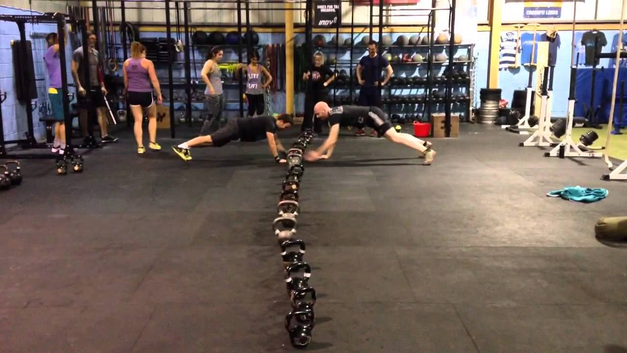 Fun warm up at crossfit leeds youtube