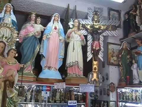 4d465b3e961 almacén de imágenes religiosas - YouTube