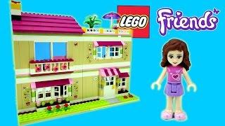 Lego Friends Olivia