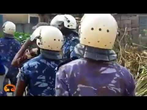 Togo: Quand le pouvoir embarque les jeunes et volent toutes les motos qu'ils trouvent a leur chemin