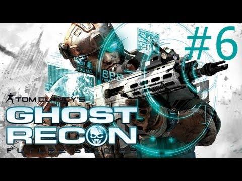 Ghost Recon: Future Soldier - Missão 6: Chuva de Vaga-Lume!